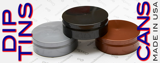 Buy plastic dip cans and tins from our online store at the lowest prices