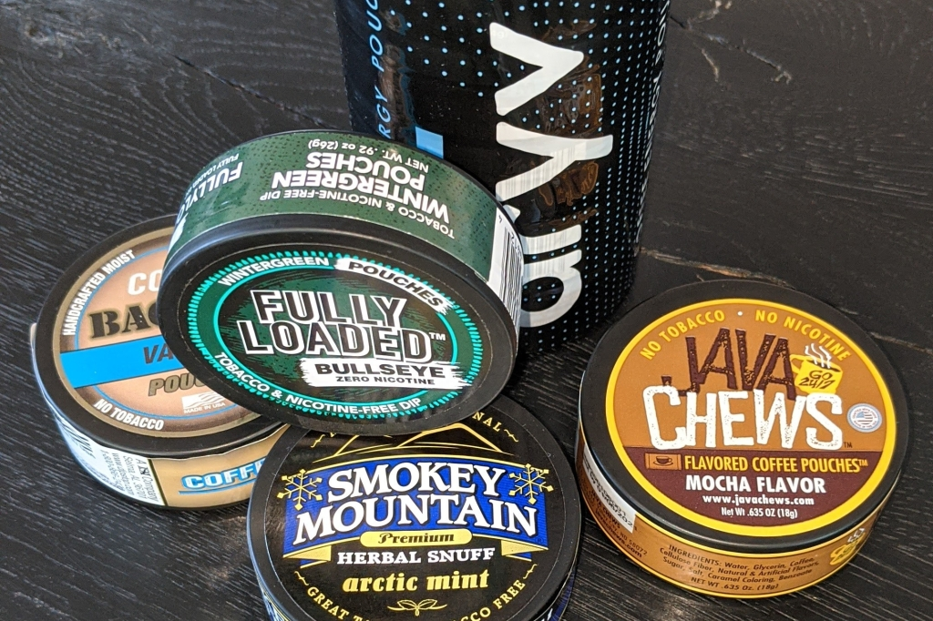 BUY PLASTIC PACKAGING FOR DIP, POUCH, CHEWING NON-TOBACCO ALTERNATIVES