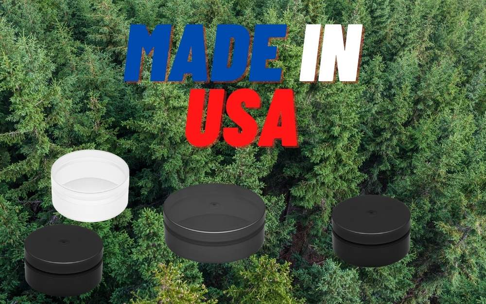 FACTORY DIRECT, MADE IN USA FISHING BAIT CONTAINERS
